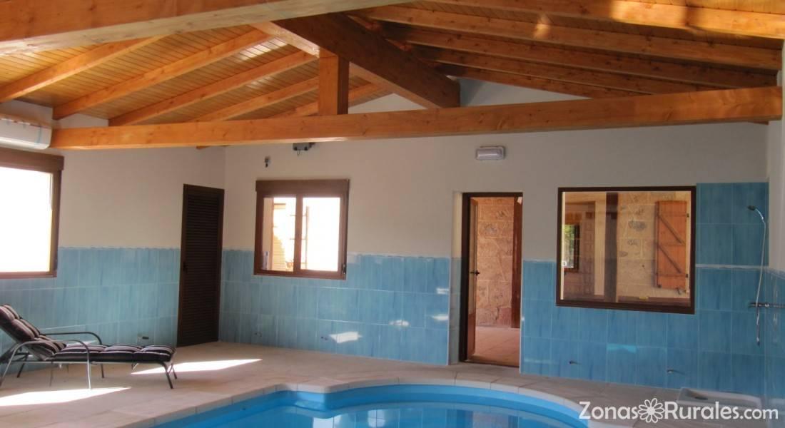 Casa de mar a casa rural en bonilla de la sierra vila for Piscina climatizada teruel