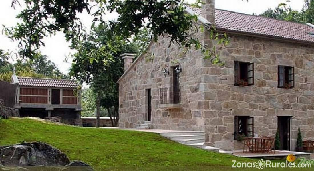 Casa da mui eira casa rural en cambados pontevedra - Casa rural cambados ...