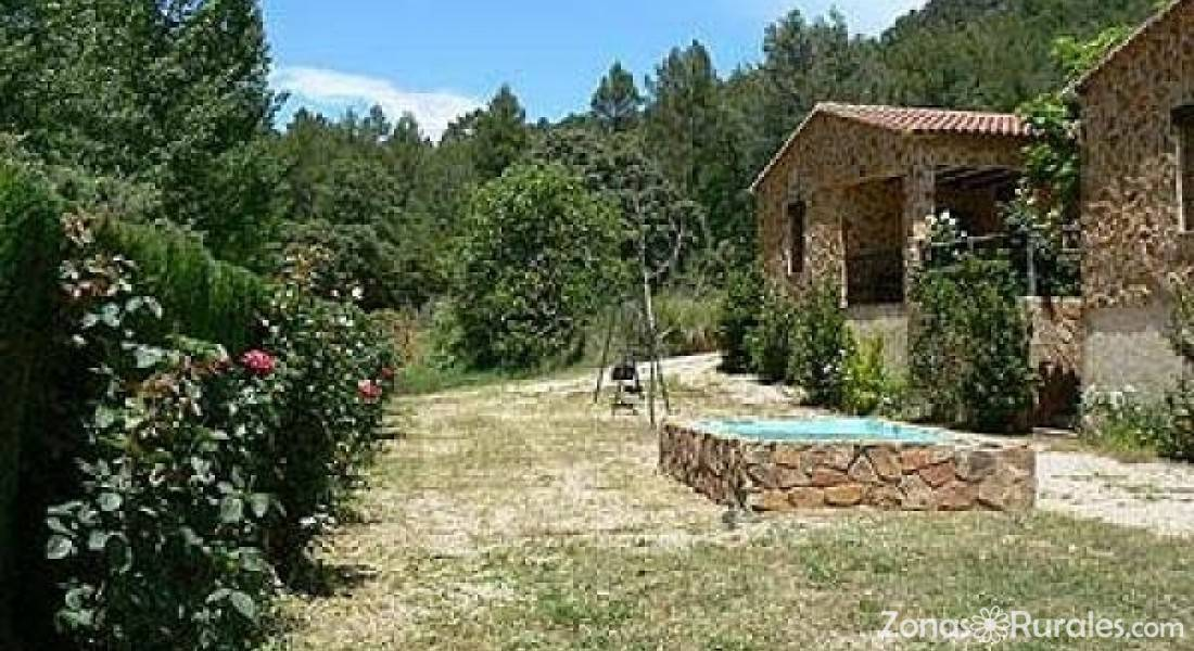 Casas rurales frica r o tus casa rural en yeste albacete - Casa rural yeste ...