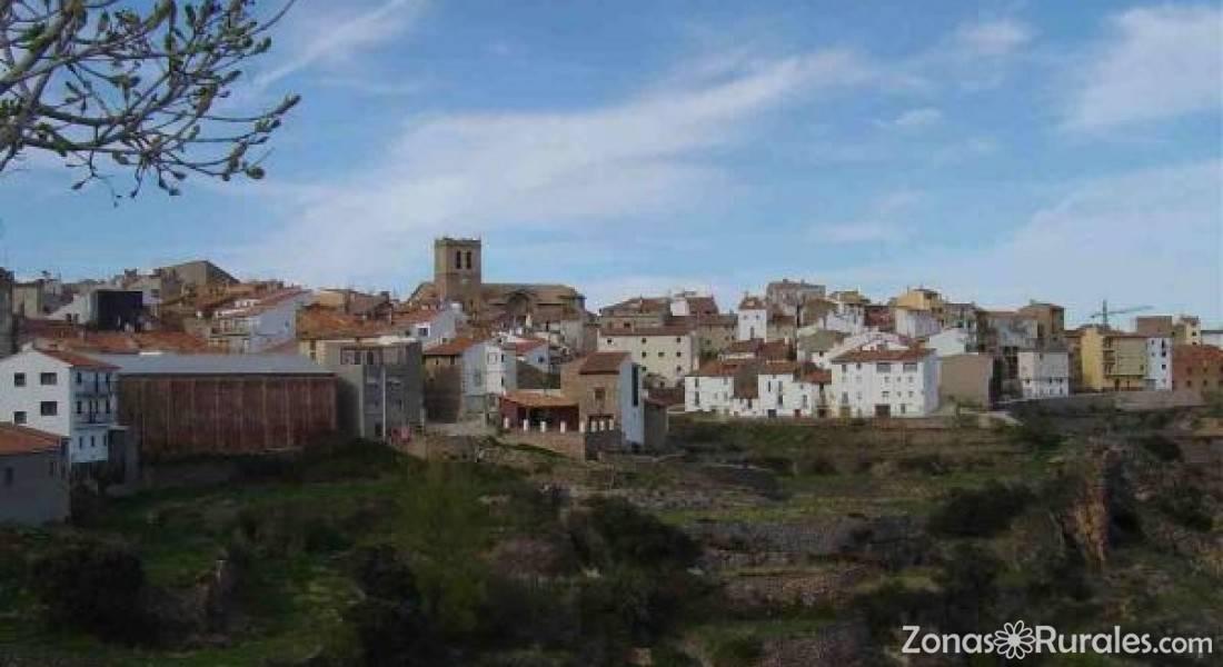 Casas rurales penyagolosa casa rural en vistabella del - Casa rurales en castellon ...