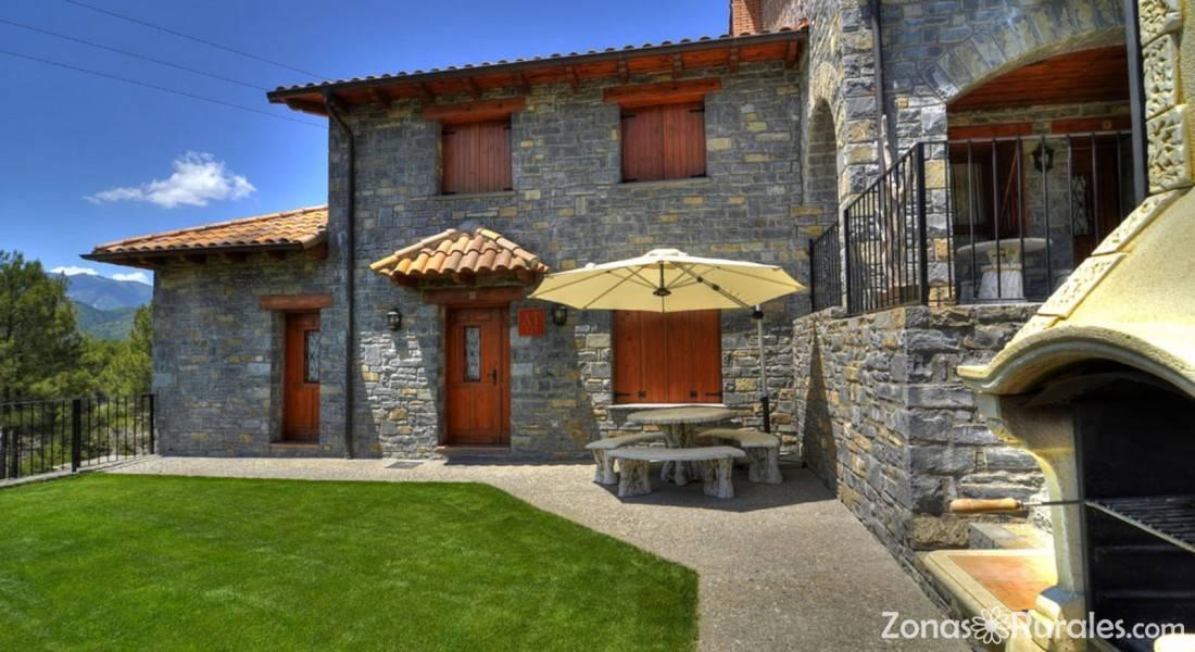 Casas rurales ordesa casa rural en belsierre huesca - Casas rurales e ...