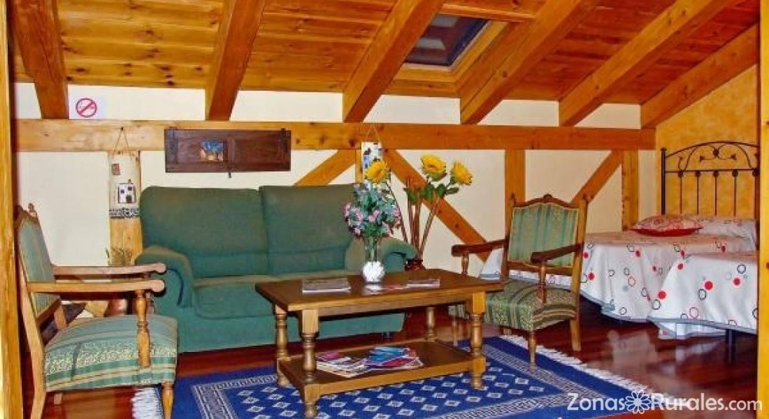Casa rural la herrer a casa rural en canalejas de pe afiel valladolid - Casa rural la reserva ...