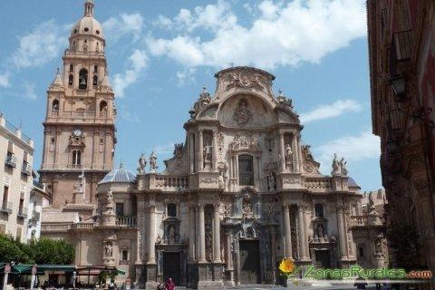 Murcia, Catedral de Santa María