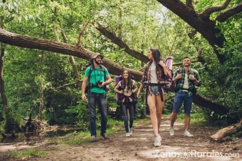Familia y turismo rural, una combinación perfecta