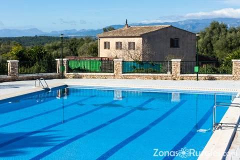 Turismo rural y piscinas, combinación perfecta
