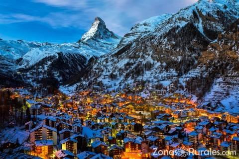 10 destinos ideales con nieve donde disfrutar del turismo rural