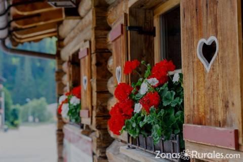 Prepara San Valentín con tiempo, ¡vive el amor en una casa rural!