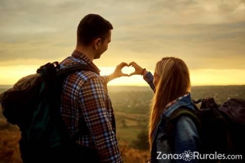 10 destinos rurales donde celebrar San Valentín