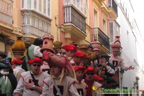 De turismo rural a los carnavales de Cádiz