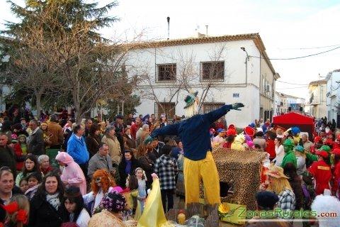 Carnaval en El Picazo (Cuenca)