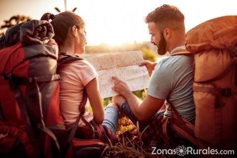 El turismo rural con amigos es siempre una buena opción