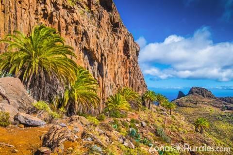 Las Palmas, donde turismo rural, naturaleza y mar se dan la mano