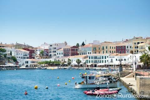 Menorca, una isla donde enamorarte
