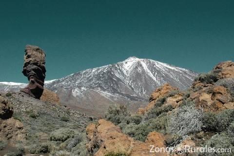 Turismo volcánico: dónde alquilar una casa rural en España