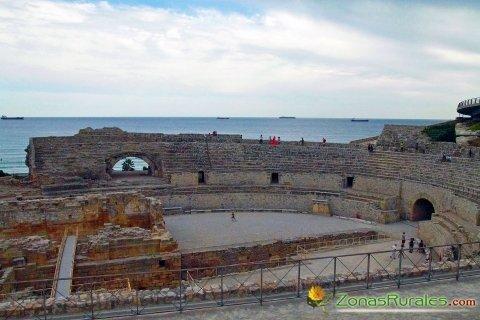 Lugares declarados Patrimonio de la Humanidad en Tarragona