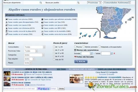 Nueva Portada de Zonas Rurales versión pc