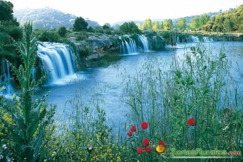 Lagunas de Ruidera en Ciudad Real, toda la naturaleza a tu alcance.