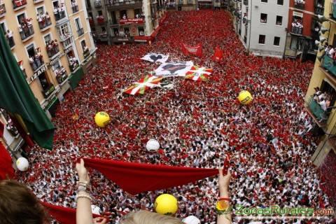 Viajar a los Sanfermines, la perfecta ocasión para conocer Navarra