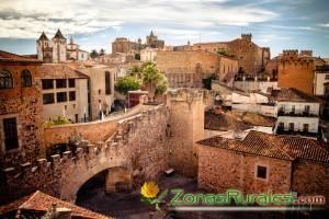 Alquilar una casa en Cáceres, destino recomendado para visitar según The New York Times