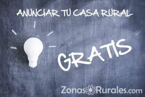 Cómo anunciar una casa rural gratis en internet