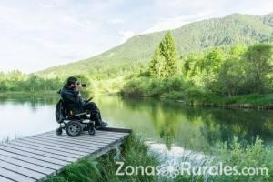 Casas rurales accesibles para personas discapacitadas, una obligación en pleno S. XXI