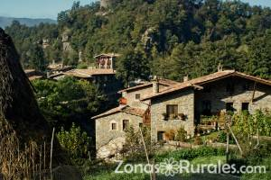 Conectar con la naturaleza en una casa rural en la montaña