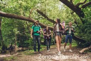 Niños, piscina, naturaleza y turismo rural: unas vacaciones de 10