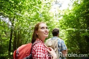 El verano es ideal para practicar turismo rural