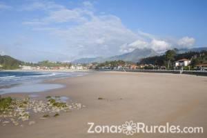 Turismo rural cerca de la playa de Santa Marina en Ribadesella