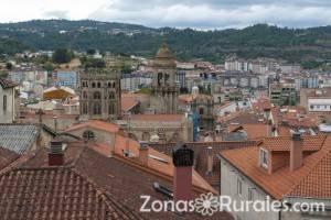 Qué ver en Ourense al alquilar una casa rural