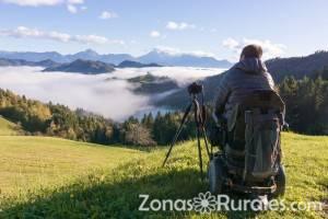 Discapacidad, turismo rural y sus beneficios para la salud