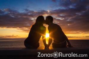 San Valentín en una casa rural en tu provincia, ¡enamórale de nuevo!