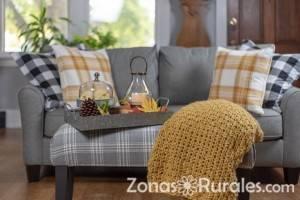 10 ventajas de alquilar una casa rural en otoño