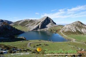 Los Lagos de Covadonga, un capricho de la naturaleza