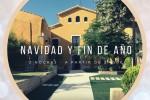 Oferta de Masía Can Trabal: NAVIDAD Y FIN DE AÑO EN CASA RURAL PARA 24 PERSONAS