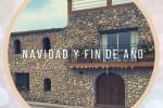 Oferta de Masía Alt: CASA RURAL LIBRE PARA FIN DE AÑO Y NAVIDAD